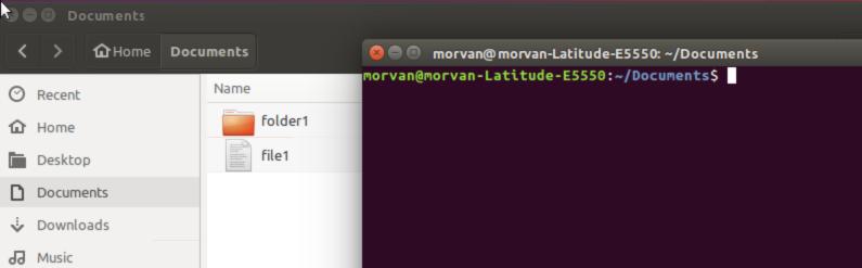 Linux 基本指令 ls 和 cd