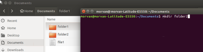 Linux 基本指令 mkdir, rmdir 和 rm